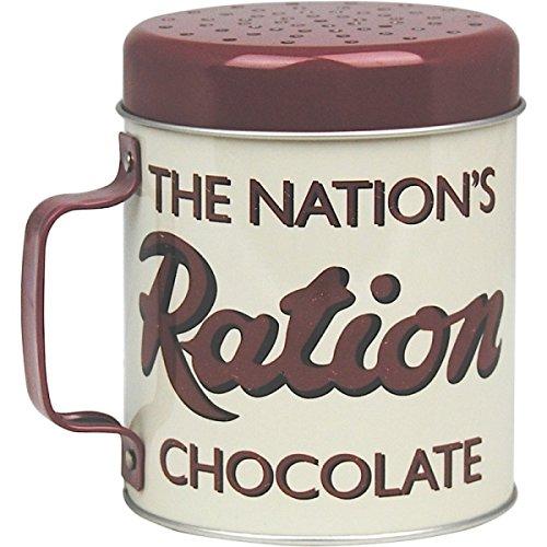 Die Nation's Schokolade EPA Schoko/Mehlsieb