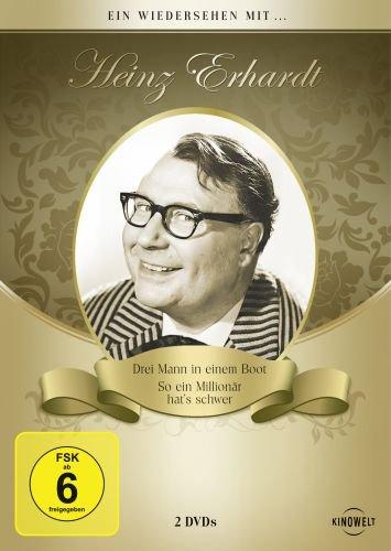 Ein Wiedersehen mit ... Heinz Erhardt [2 DVDs]