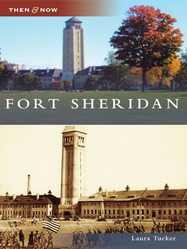 Fort Sheridan (Then and Now) (English Edition)