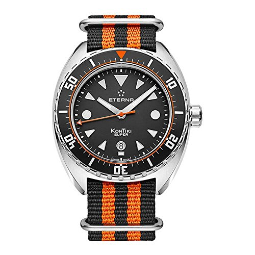 Eterna da uomo super Kontiki Limeted Edition 100 PC 44 mm Watch...