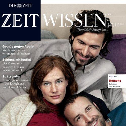 ZeitWissen, Dezember 2010 Titelbild