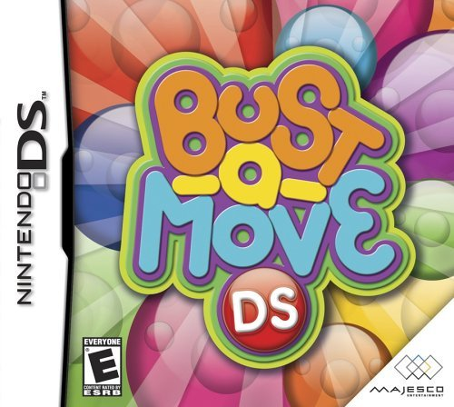 Bust-a-Move - Nintendo DS by Sega
