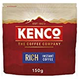 Kenco Rich Instant Coffee Refill 150g (Pack of 6)