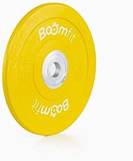 Boomfit Discos Olimpicos de Competici/ón 50mm 2,5//20 Kg