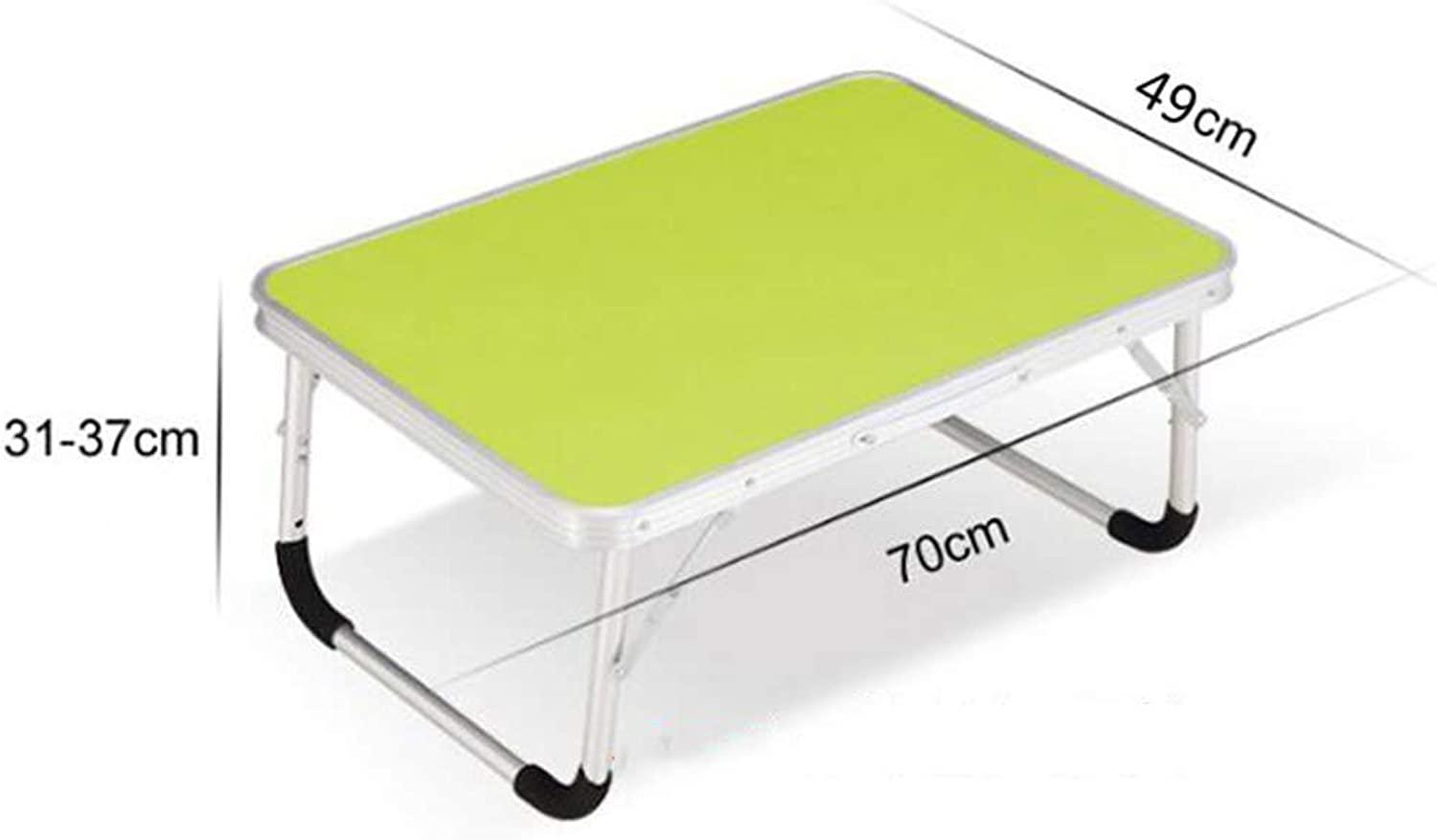 DQMSB Lazy Table Stand Can Be Adjusted Up and Down in The Multi-Function Indoor, Wood-Based Panels, 5 colors (color   C)