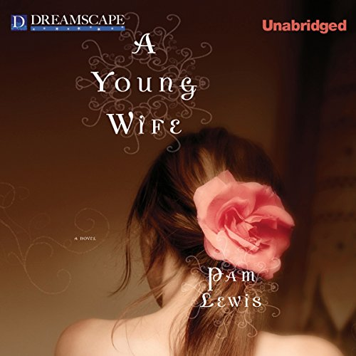 A Young Wife audiobook cover art