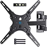Full Motion TV Wall Mount for Most 26-55 Inch LED LCD...