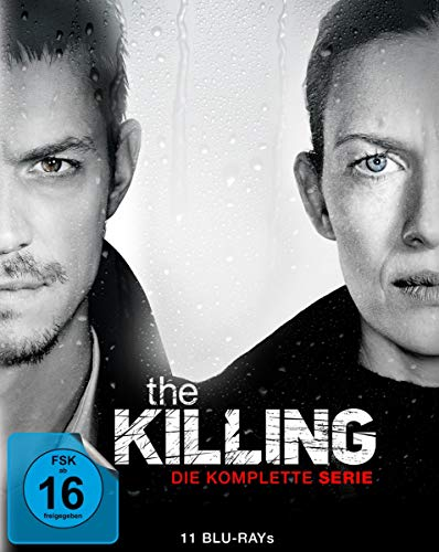 The Killing-die Komplette Serie [Blu-ray]
