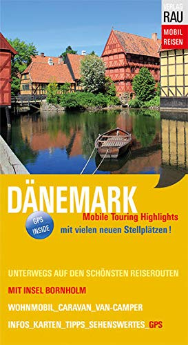 Dänemark: Mobile Touring Highlights, Mit Insel Bornholm