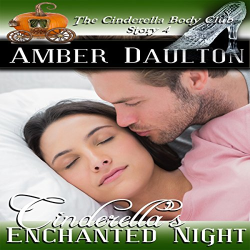 Cinderella's Enchanted Night audiobook cover art