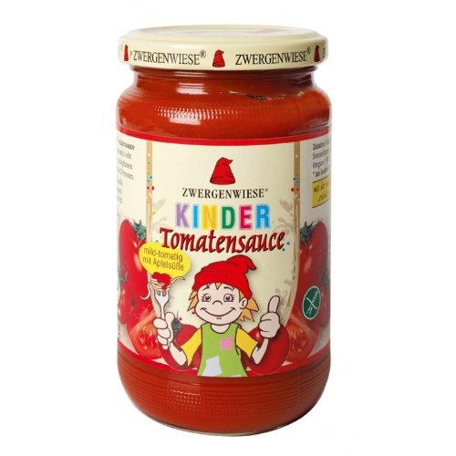 Zwergenwiese Bio Tomatensauce Kinder, 350 ml