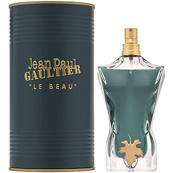 Jean Paul Gaultier Le Beau Male for Men Eau de Toilette Spray, 4.2 Ounce (New Launch 2020)
