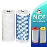 Waterdrop Countertop Water Filter, Compatible with AQ 4035 AQ 4025, Will Fit AQ4000, AQ4050, AQ4500 Drinking...