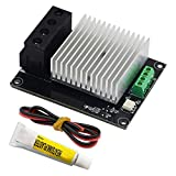 ReliaBot Hot Bed Power Expansion Board Heating Controller MOSFET High Current Load Module Over 30A 12V or 24V for 3D Printer