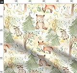 Eichhörnchen, Tiere, Natur, Hase, Fuchs, Inneneinrichtung,