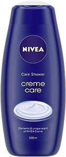 NIVEA Shower Gel, Crème Care Body Wash, Women, 500ml