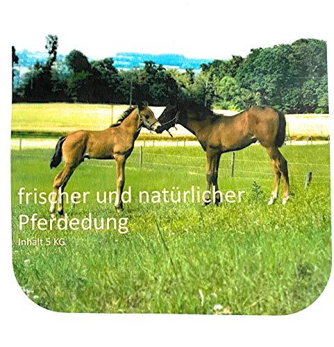 S & W - Abono natural para caballo