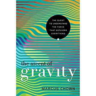 The Ascent of Gravity audiobook cover art