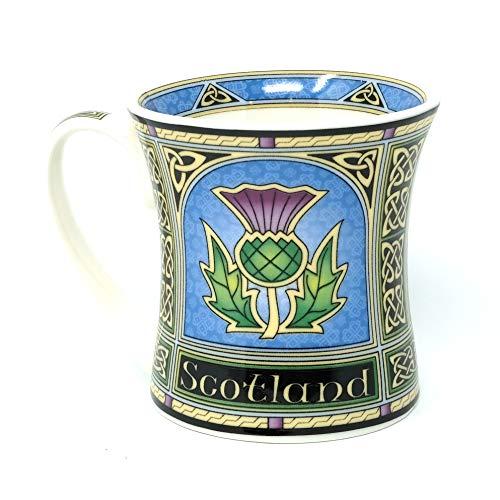 Thistle Porcelain Mug