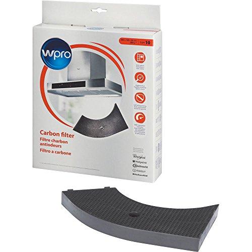 Wpro chf85/1 – Hotte Accessoires/Filtre à charbon actif pour hotte anti-bactérien/umfluft/notamment pour Bauknecht d'Exploitation, Ikea