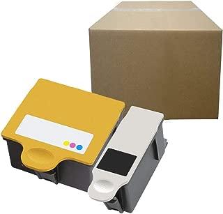 Inktoneram Compatible Ink Cartridges Replacement for Kodak 10XL 10 10C 5100 5300 5500 ESP 3 5 7 9 3250 5210 5250 7250 9250 ESP Office 6150 HERO 7.1 9.1 OFFICE HERO 6.1 ([Black, Color], 2-Pack)