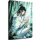 Megiri Print Art Decor Anime Grandmaster of Demonic Cultivation...