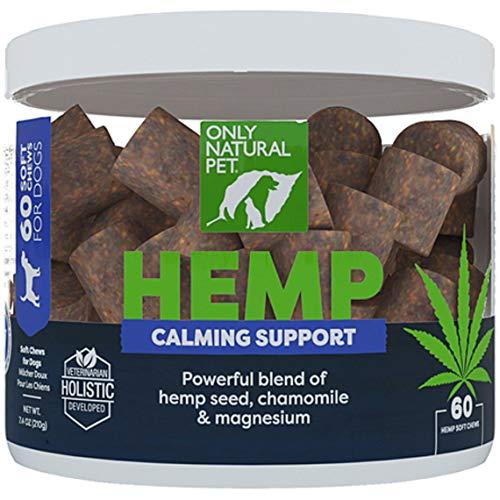 Only Natural Pet Calming Hemp Soft Chews