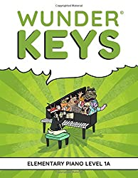 Piano Lessons for Beginners Birmingham - WunderKeys Elementary Piano Level 1A