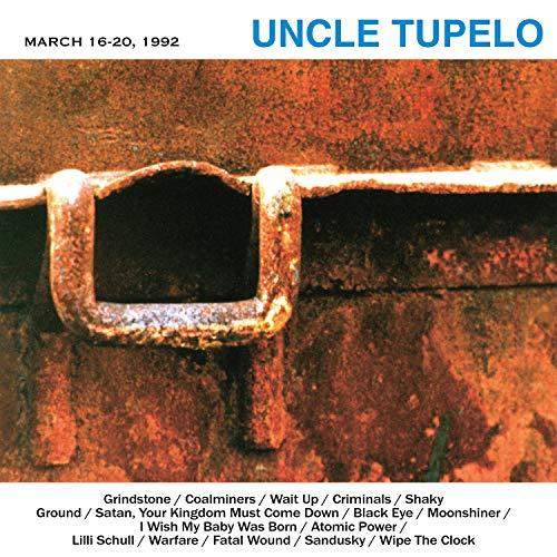 March 16-20, 1992 [180 gm LP Coloured Vinyl]
