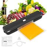 Vacuum Sealer Machine, Automatic/Manual Food Vacuum Air Sealing System, Dry & Moist Food Modes,...
