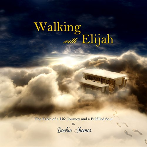 Walking with Elijah audiobook cover art