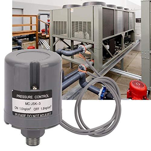 Drukschakelaar, G1 / 4 '' buitendraad Universele automatische mechanische waterpomp drukschakelaar 220V (1,5-2,2 kgf/cm²)