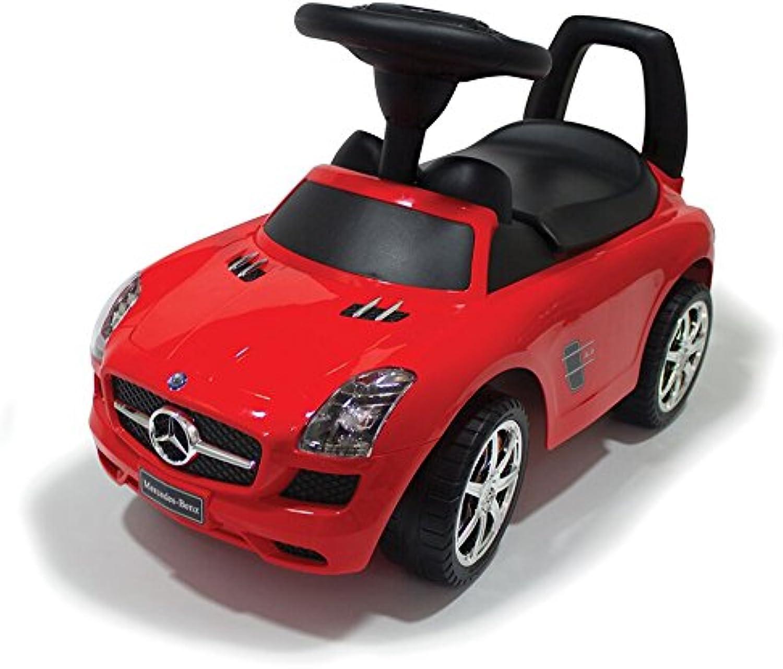 precios mas baratos Nueva York Mercedes Presione A lo largo largo largo de Coche, Rojo  más orden