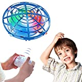 ONG NAMO Flying Toys, Drone for Kids Boys Toys RC Drone Flying Ball with 2 Speeds LED Light for Drone Gift for Kids