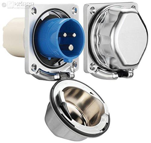 CEE - Landanschluss-Einspeisungsstecker 230 V / 16 A