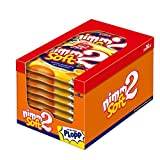 nimm2 soft (6 x 345g) / Kaubonbons mit Fruchtsaft und Vitaminen -