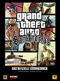 Grand Theft Auto: San Andreas Lösungsbuch (PC & Xbox)