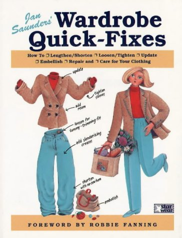 Jan Saunders' Wardrobe Quick-Fixes (Star Wear S)