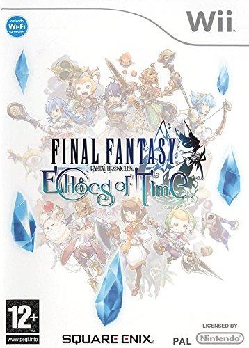 Final fantasy - Crystal chronicles : echoes of time [Importación francesa]