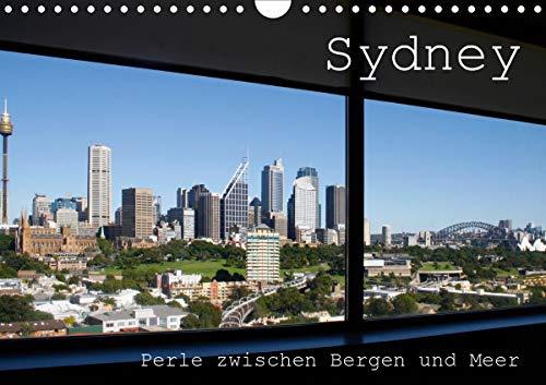 Sydney - Perle zwischen Bergen und Meer (Wandkalender 2021 DIN A4 quer)