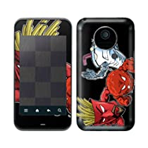 MusicSkins Android au(IS03) 用液晶保護フィルム Aqua Teen Hunger Force - Heroes Android au(IS03) MSIS30018