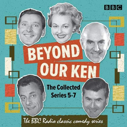 Beyond Our Ken: The Collected Series 5-7 cover art