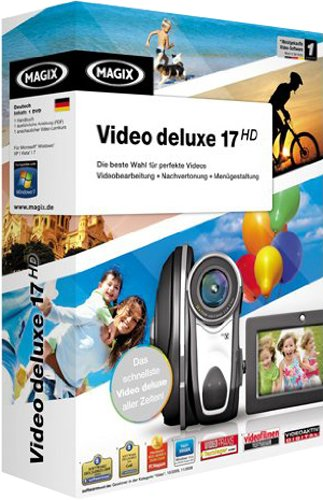 MAGIX Video deluxe 17 - Minibox
