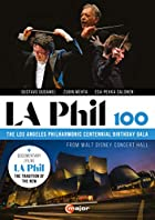 ロス・フィル 創立100周年 ガラ・コンサート (LA Phil 100 ~ The Los Angeles Philharmonic Centennial Birthday Gala from Walt Disney Concert Hall / Gustavo Dudamel | Zubin Mehta | Esa-Pekka Salonen) [2DVD] [Live] [日本語帯・解説付]