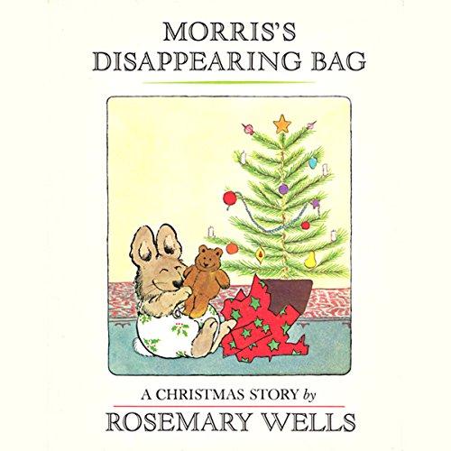 Morris's Disappearing Bag audiobook cover art