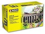 58665 - NOCH - Bruchsteinviadukt gebogen -