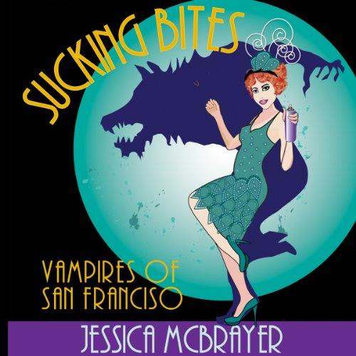 Sucking Bites audiobook cover art