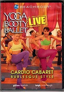 Yoga Booty Ballet Live  Cardio Cabaret Burlesque Style!
