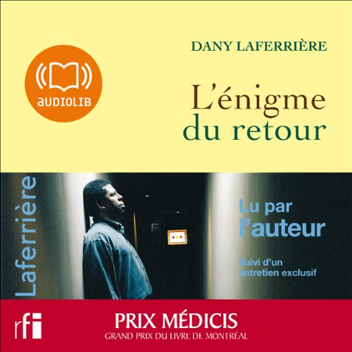 L'énigme du retour audiobook cover art