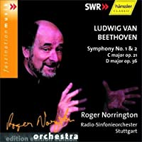 Beethoven: Symphony No. 1 & 2